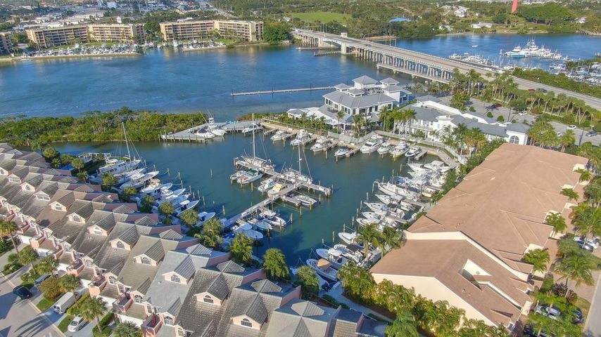 Walk to the beautiful Marina just steps from your front door.
