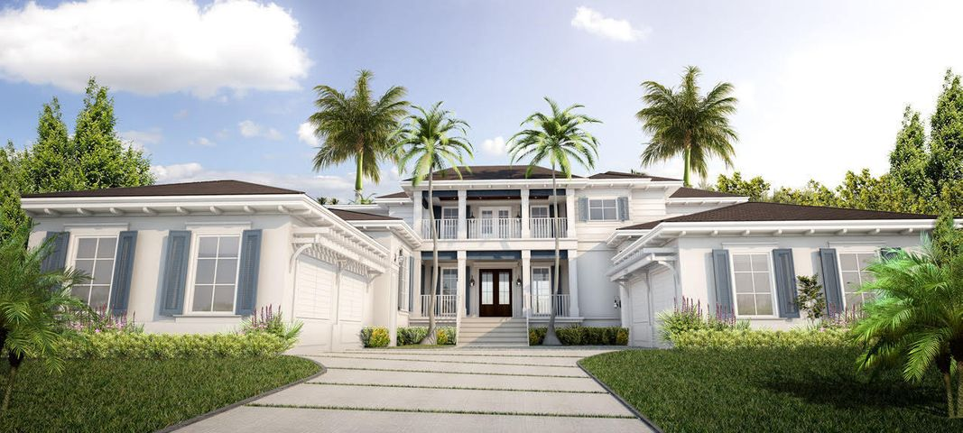 New House Rendering 3