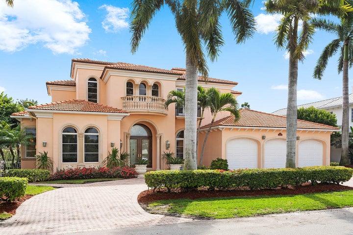 1260 Thatch Palm Drive, Boca Raton, FL 33432