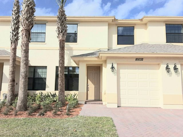 Beautiful new townhome! One car garage, one space in driveway
