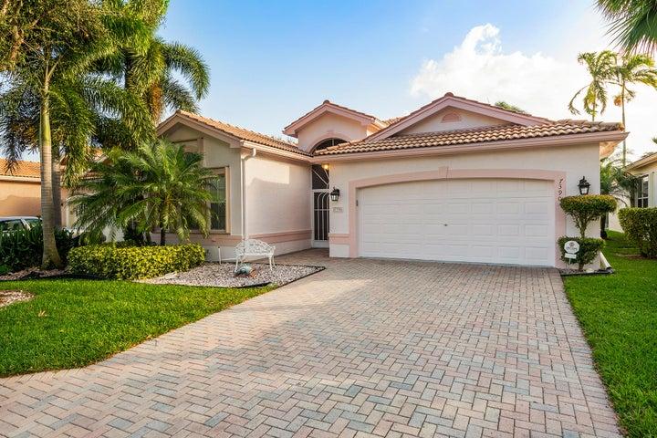 7390 Kahana Drive, Boynton Beach, FL 33437