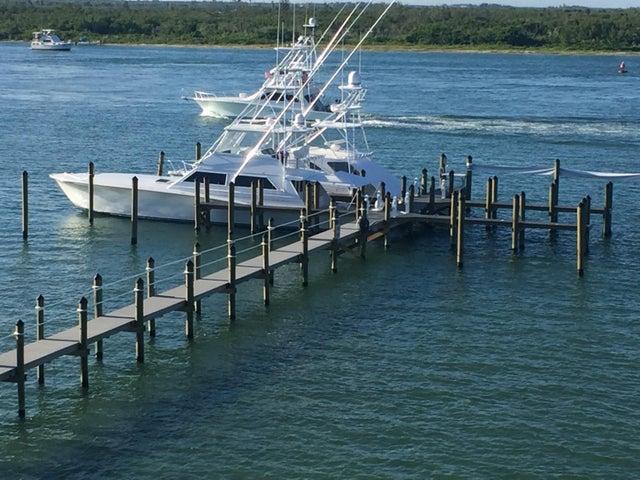 Private 55'Dock