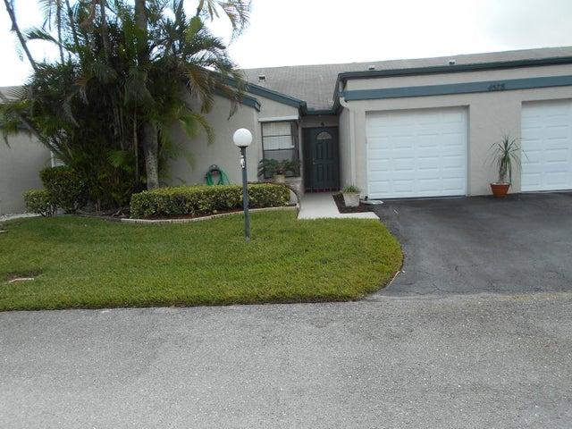 4578 #6 Bangor Avenue, West Palm Beach, FL 33417