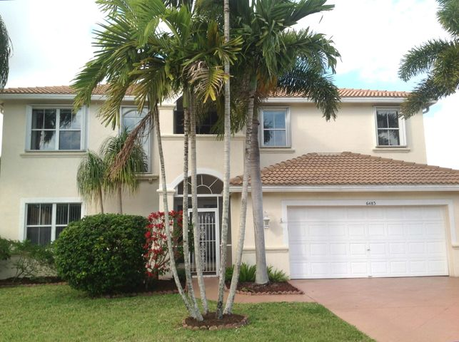 6483 Sand Hills Circle, Lake Worth, FL 33463