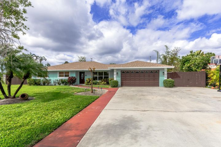 8431 Wilton Drive, Lake Clarke Shores, FL 33406