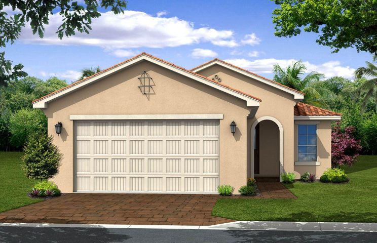 9991 SW Trumpet Tree Circle, Port Saint Lucie, FL 34987