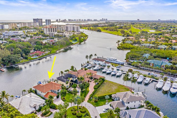 705 Harbour Point Drive, North Palm Beach, FL 33410