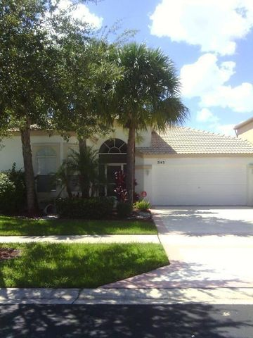7143 Copperfield Circle, Lake Worth, FL 33467