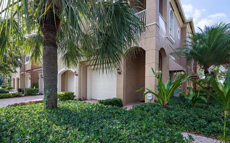 Two bedroom 2 bath second floor condo with garage is freshly painted & ready for occupancy.  Legends at the Gardens is a gated community with a fabulous location.  Please note that association requires a minimum credit score of 700.