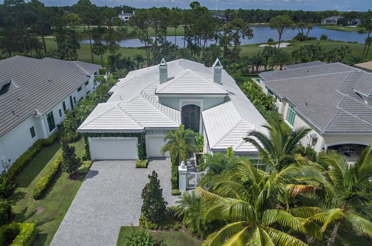 You will be overwhelmed with the beauty of this Courchene built Hamilton model in the prestigious Old Palm Golf Club.  This 4 bed, 5.1 bath home sits on the 10th fairway with beautiful golf course and lake views. This home, built in 2016 has all impact glass, top of the line design, appliances, fit and finish. This is a turnkey home and being offered fully furnished. No detail has been overlooked. Come see what Old Palm has to offer.  There is no other golf club community like this one.