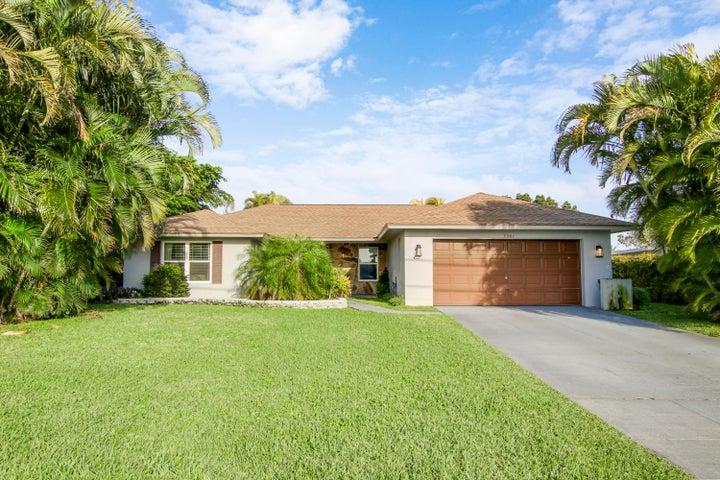 7961 W Lake Drive, Lake Clarke Shores, FL 33406