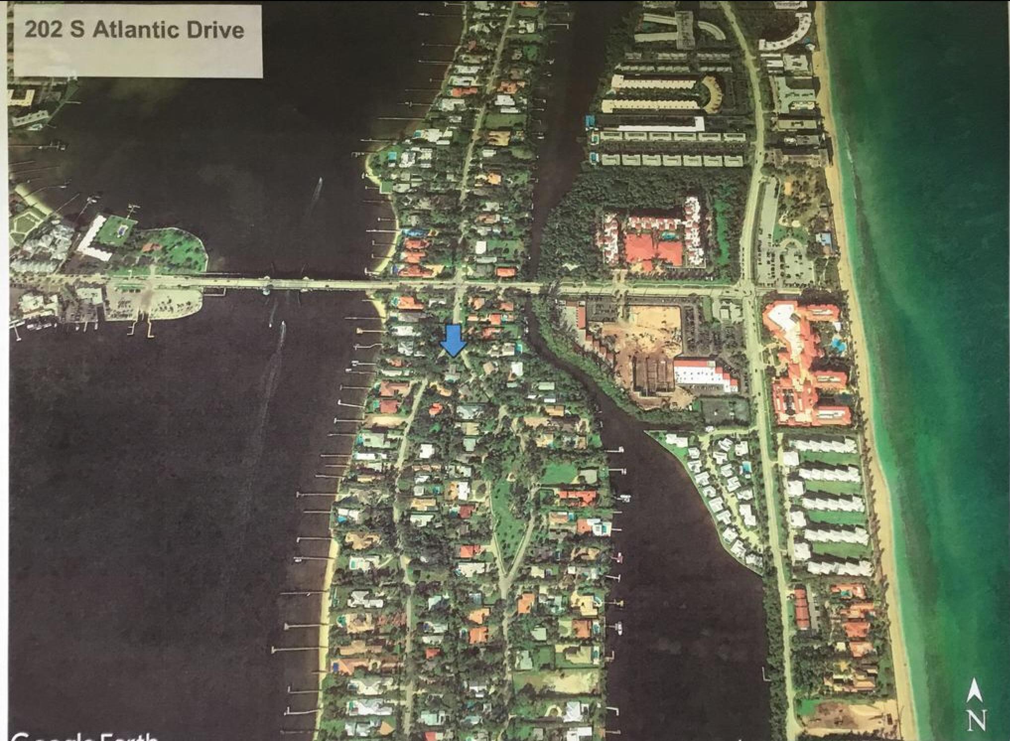 202 S Atlantic Drive, Lantana, FL 33462