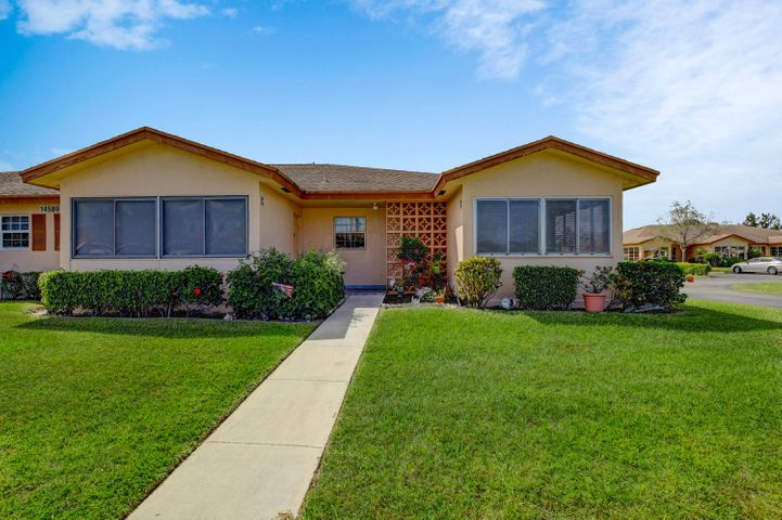 14589 Canalview Drive D, Delray Beach, FL 33484