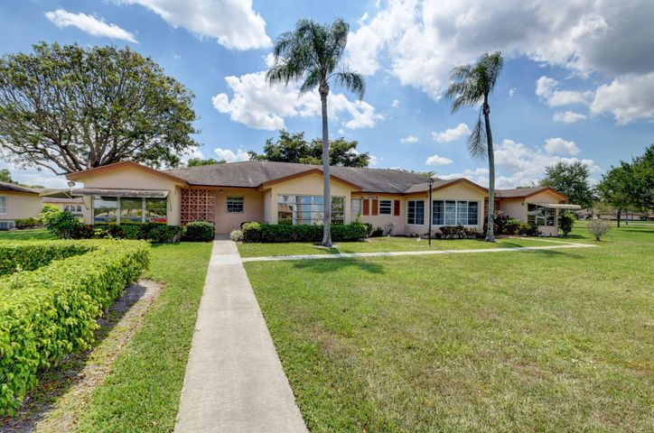 14452 Canalview Drive B, Delray Beach, FL 33484