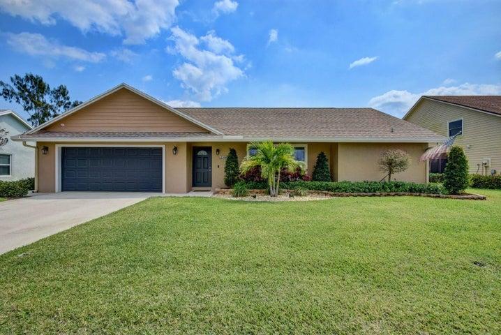 8296 Blue Cypress Drive, Lake Worth, FL 33467