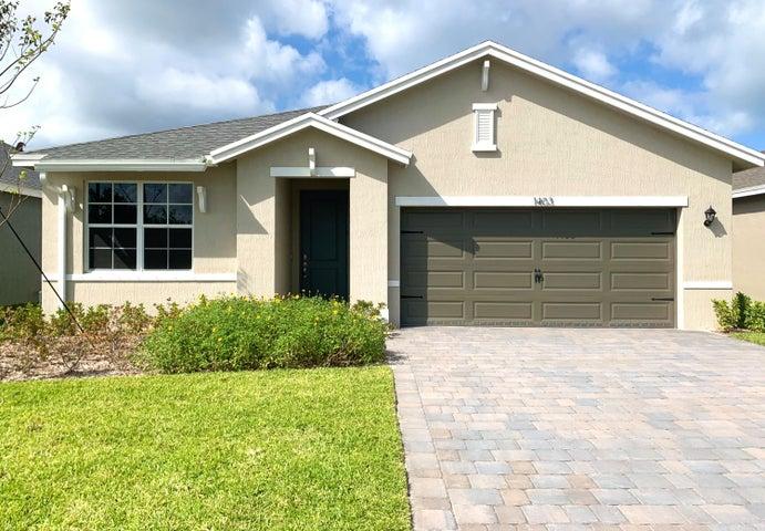 1403 NE White Pine Terrace, Ocean Breeze, FL 34957