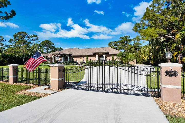 Automatic Gated Front Entry