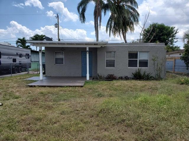 4912 Carver Street, Lake Worth, FL 33463