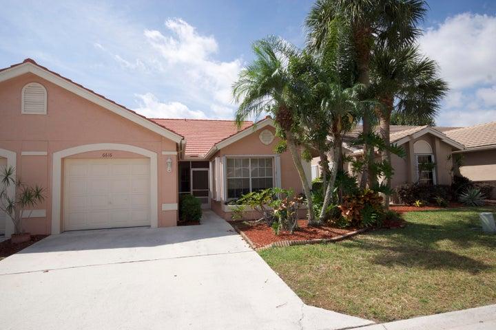 6616 Marissa Circle, Lake Worth, FL 33467