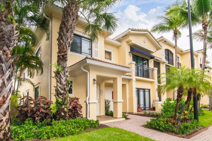 Welcome to ''San Matera'' one of the best hidden secrets in the City of Palm Beach Gardens. The community has a key location near to Downtown at the Gardens and located right across from The Gardens Mall. San Matera is a beautiful gated community with many amenities for the residents to enjoy such as a community pool, social room, library, gym, on-site property manager for the community and much more. This home is a beautiful and well appointed 3-bedroom and 2-bath furnished condo with one car garage. Available for 3-month min rental term during off season at $2000/mo, seasonal rate $4000/m and $2000/annual lease term. For all leases of 6-months or less bed tax of 13% applies. No pets allowed and a minimum credit score of 650 required. For additional details, please call today.