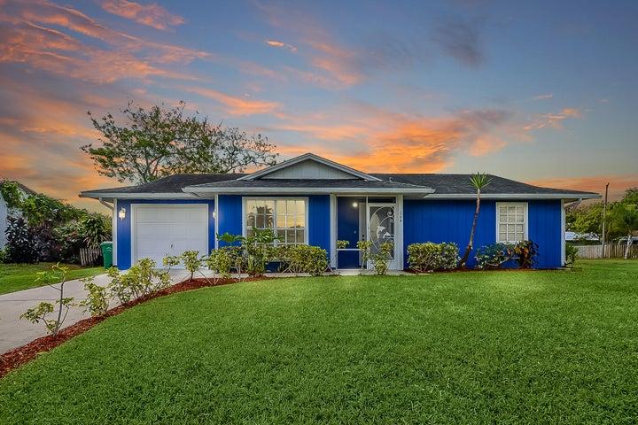 268 SW Pagoda Terrace, Port Saint Lucie, FL 34984