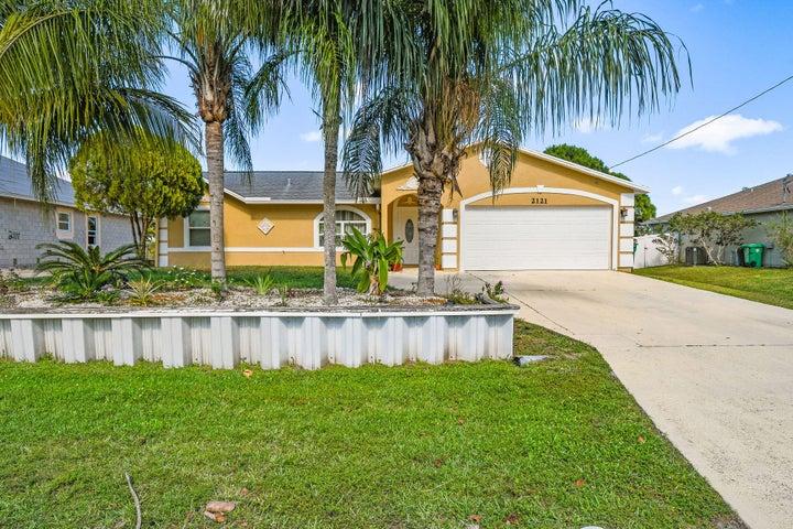 2121 SW Burlington Street, Port Saint Lucie, FL 34984