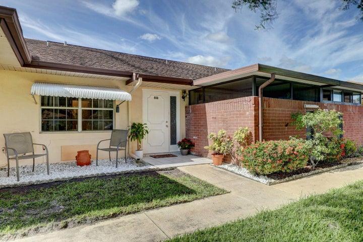 513 Ponderosa Drive, 42, Fort Pierce, FL 34950