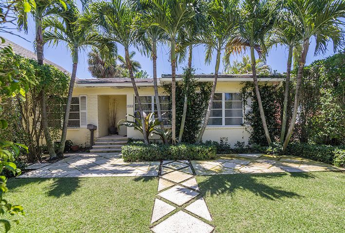 Exceptional opportunity to own a CBS, mid-town, four bedroom, three bath, one-story pool home on a coveted ''Sea'' street. This property is centrally located on the island just minutes from the ocean, excellent shopping, fine dining, theater, museums and the Palm Beach International Airport.