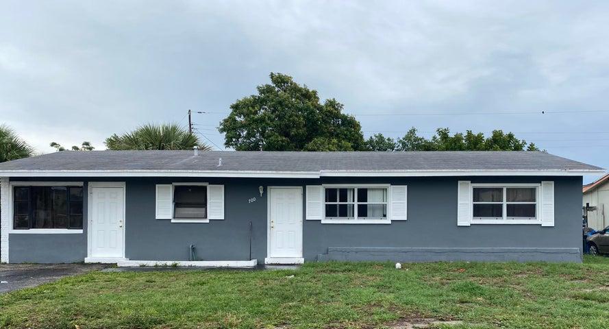 700 W 34th Street, Riviera Beach, FL 33404