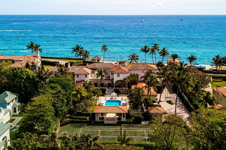 720 S Ocean Boulevard, Palm Beach, FL 33480