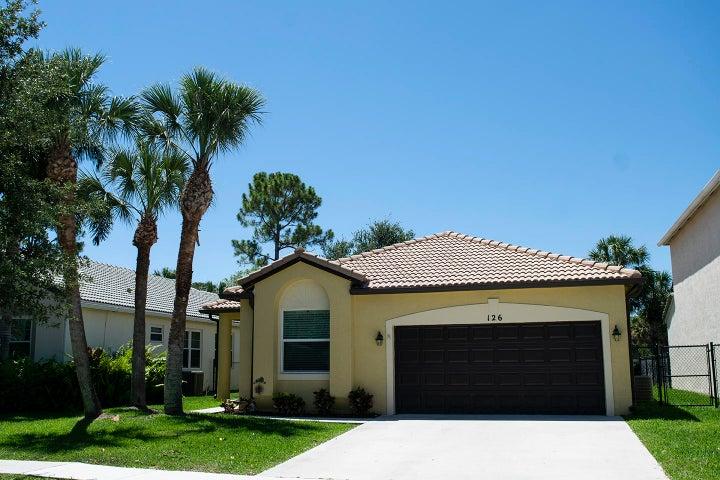 126 Cayo Costa Court, Royal Palm Beach, FL 33411