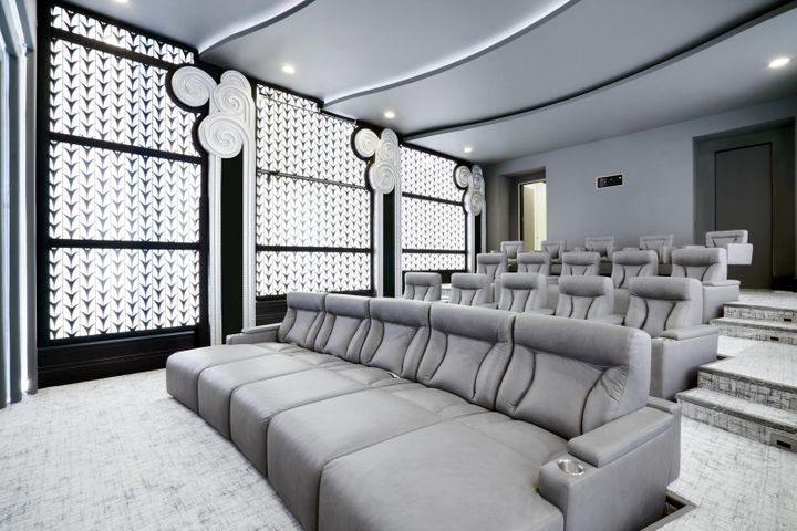 Custom Movie Theatre