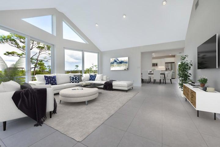 Virtual Second Floor Great Room