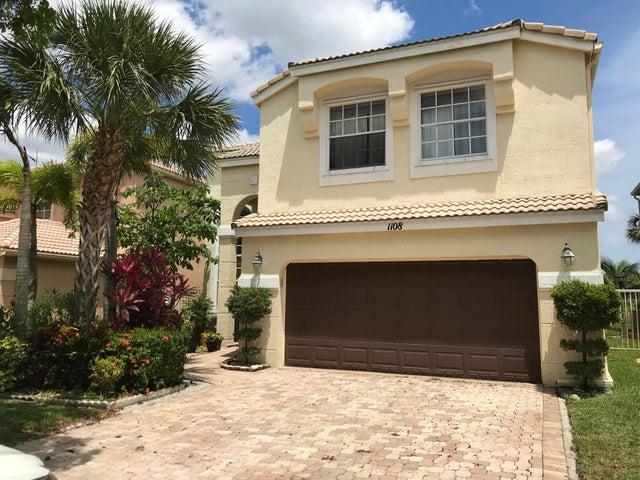 1108 Oakwater Drive, Royal Palm Beach, FL 33411