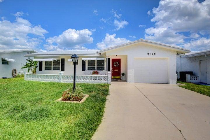 2108 SW 24th Street, Boynton Beach, FL 33426