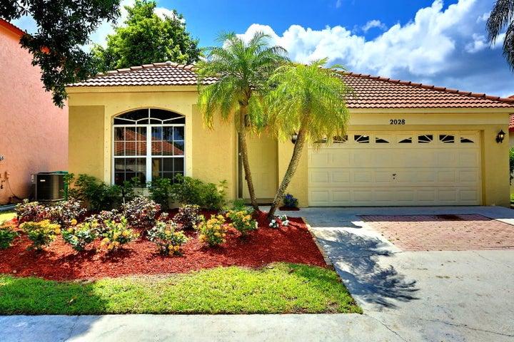 2028 Bonisle Circle, Riviera Beach, FL 33418