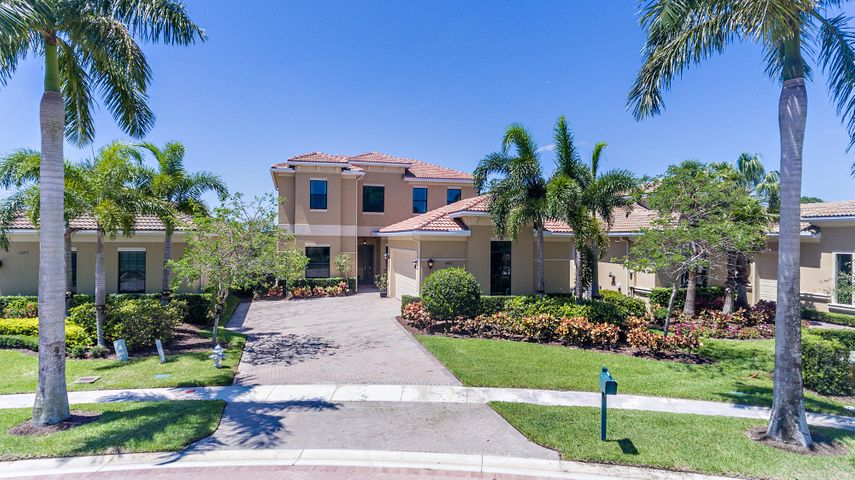 6863 Sparrow Hawk Drive, West Palm Beach, FL 33412