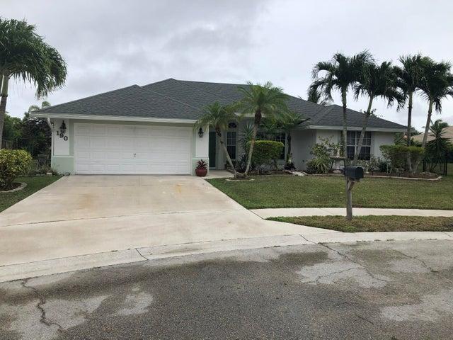 190 Park Road N, Royal Palm Beach, FL 33411