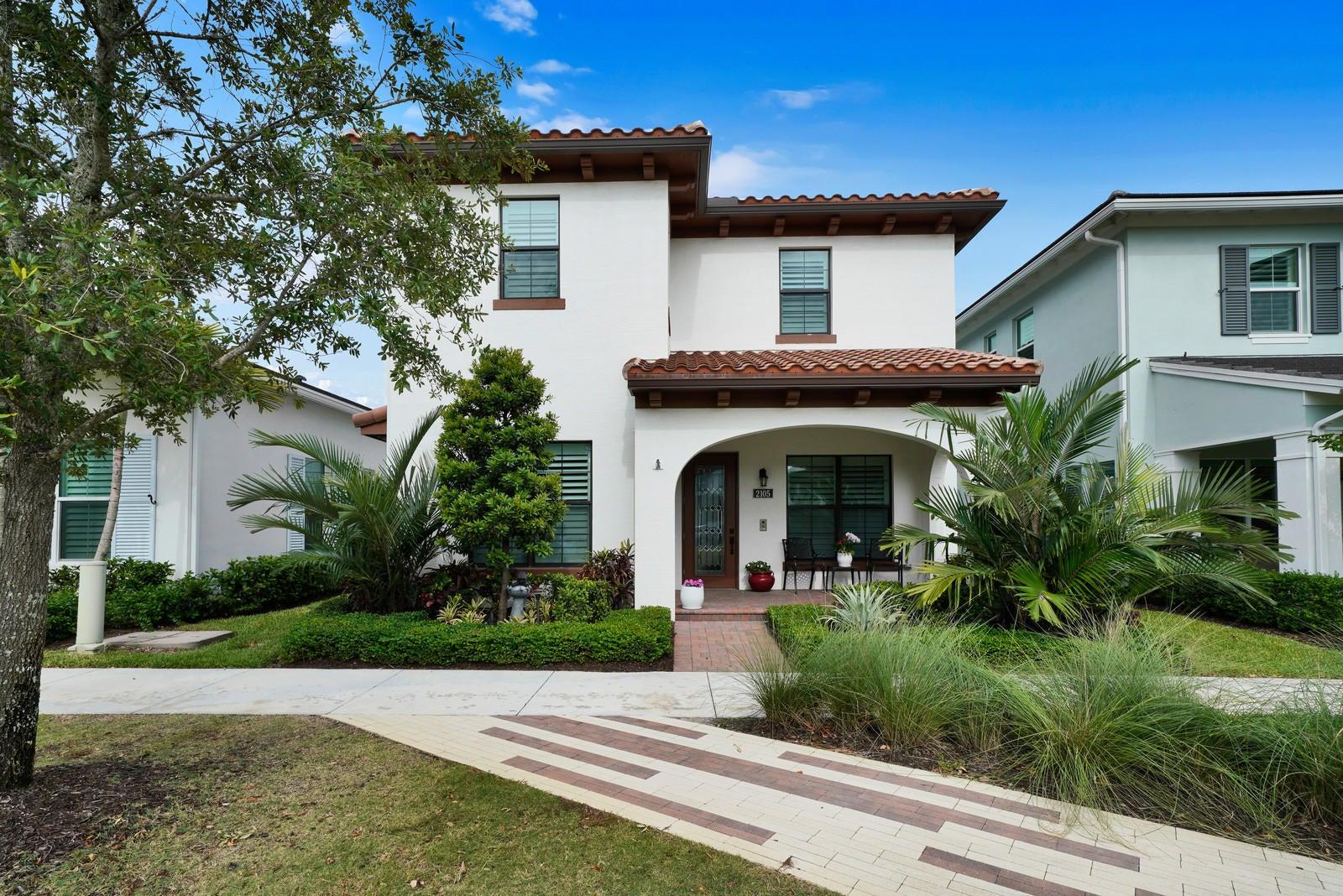2105 Dickens Terrace, Palm Beach Gardens, FL 33418