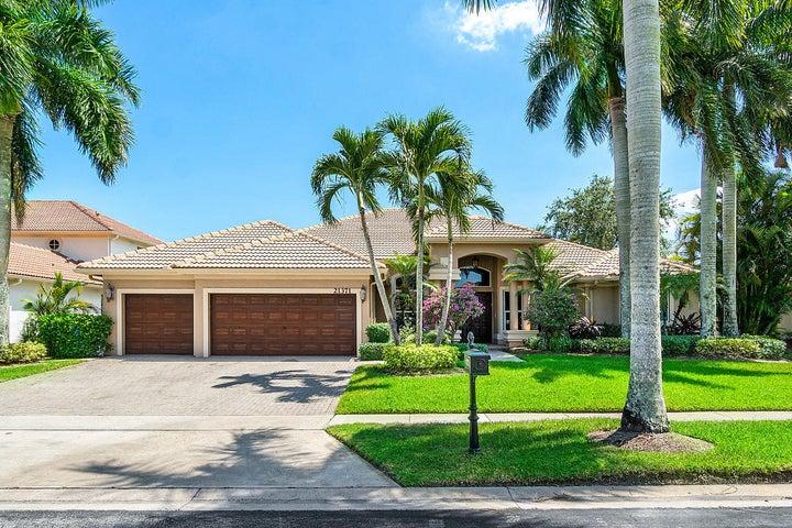 21371 Rockledge Lane, Boca Raton, FL 33428