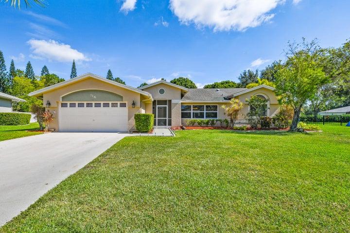 116 Lexington Drive, Royal Palm Beach, FL 33411