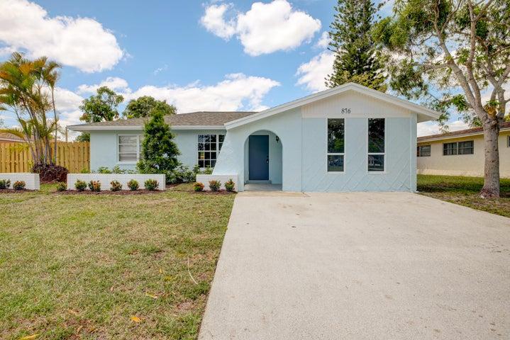 876 Gardenia Drive, Royal Palm Beach, FL 33411