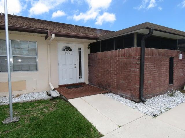 502 Ponderosa Drive, 31, Fort Pierce, FL 34982