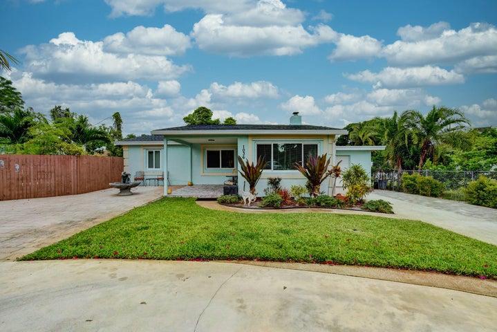 1036 Hansen Street, West Palm Beach, FL 33405