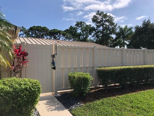 You could be the FIRST to occupy this beautiful and completely renovated 2 bedrooms/2 bath home! New kitchen, baths, tile flooring & paint. YES - EVERYTHING! Check out the fabulous location around the corner from the new Alton shopping center. Don't forget the wonderful schools in Palm Beach Gardens!