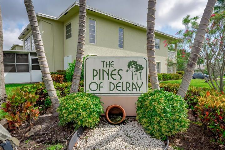 1140 Cactus Terrace 44-B, Delray Beach, FL 33445