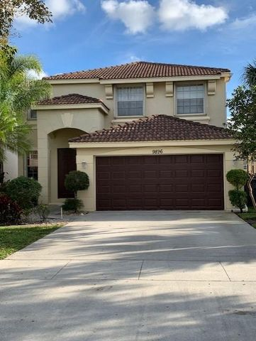 9896 Woodworth Court, Wellington, FL 33414