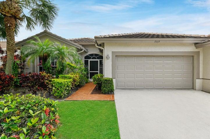 7339 Rockbridge Circle, Lake Worth, FL 33467