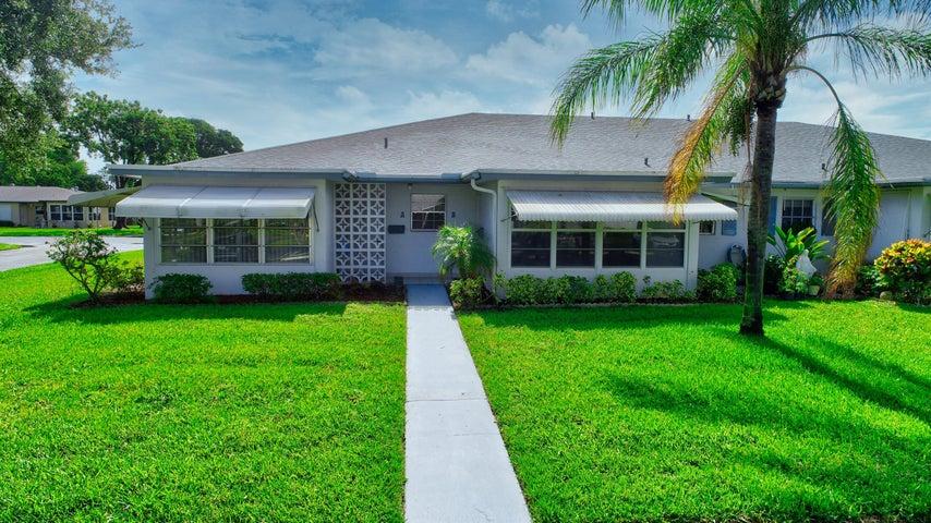 1110 Circle Terrace W A, Delray Beach, FL 33445