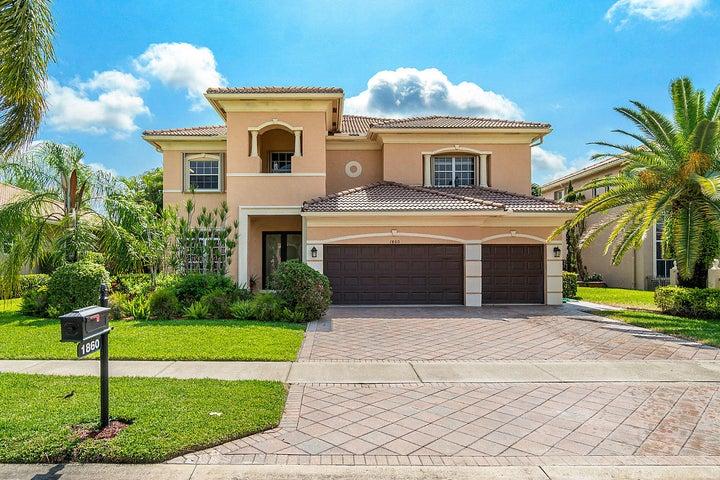 1860 Waldorf Street, Royal Palm Beach, FL 33411